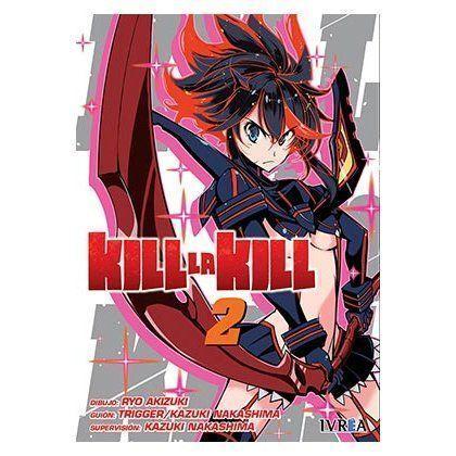 Kill la Kill tomo 2