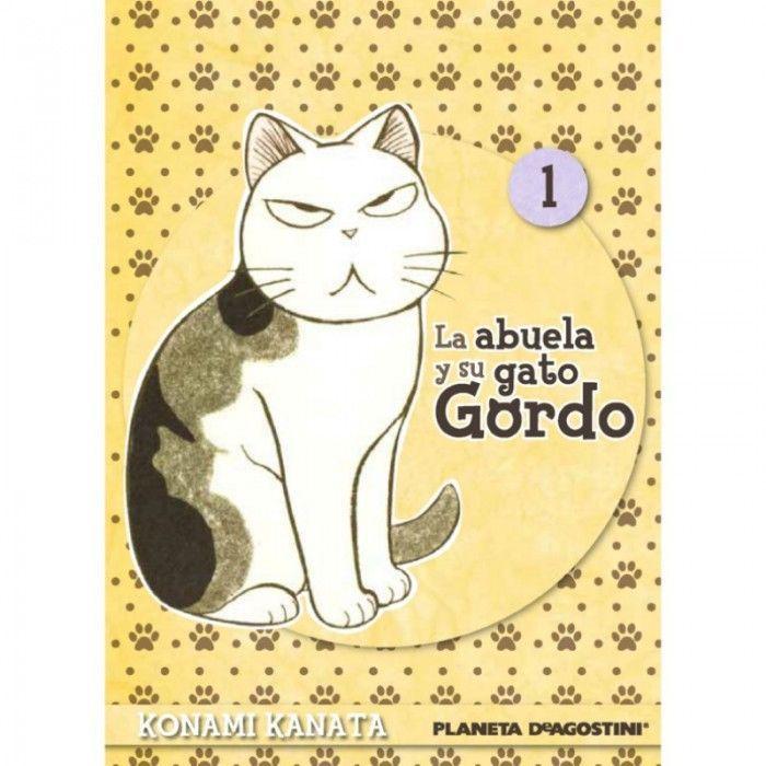 La Abuela y su Gato Gordo 01