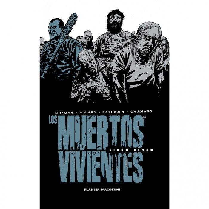 Los Muertos Vivientes Integral 05