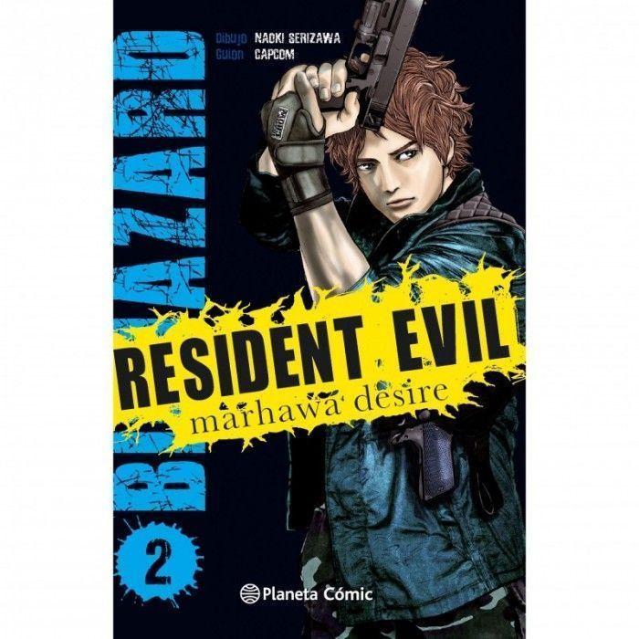 Resident Evil nº 02