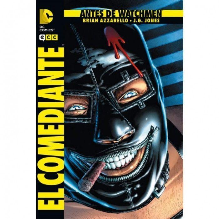 Antes De Watchmen: El Comediante