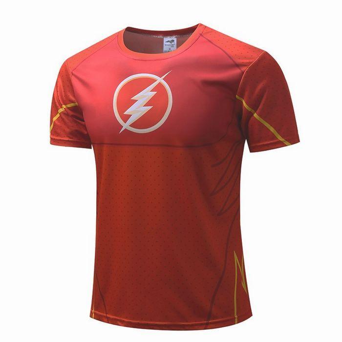 camiseta Flash 3d