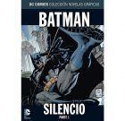 Colección Novelas Gráficas Nº01: Batman Silencio Parte 1
