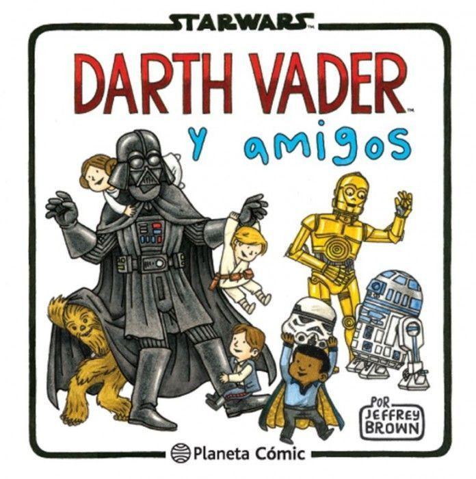 Star Wars. Darth Vader y sus amigos