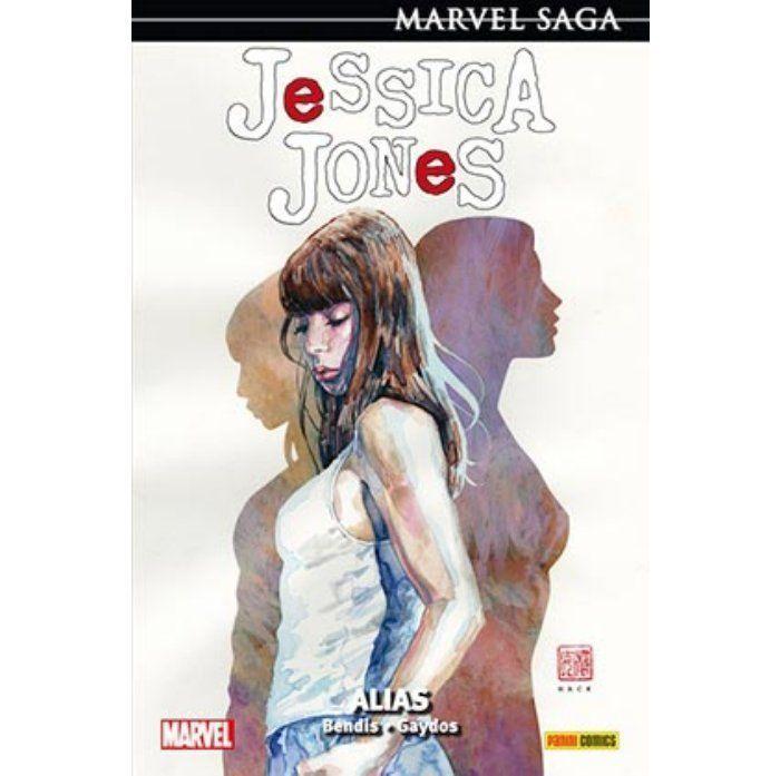 Jessica Jones 01: Alias