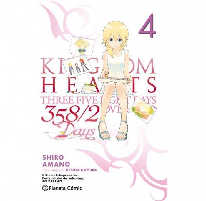 kingdom hearts 358 4