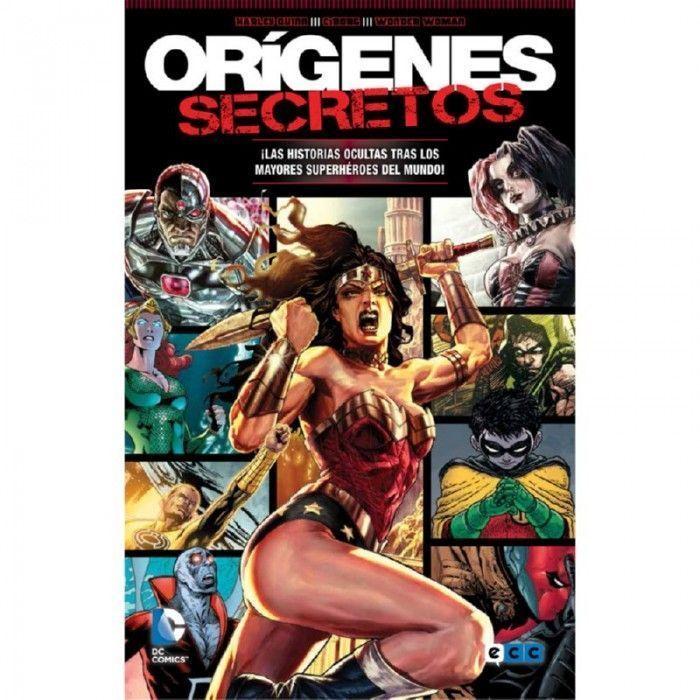 Orígenes Secretos: Harley Quinn, Ciborg, Wonder Woman