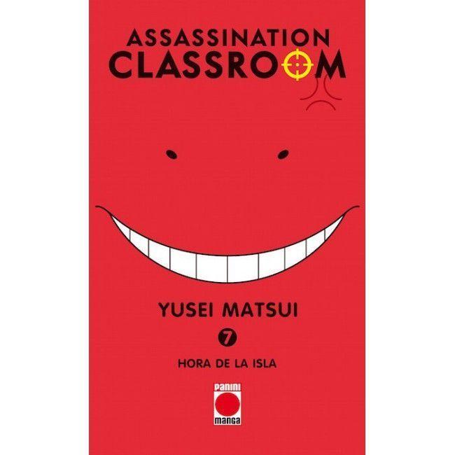Assassination Classroom 07