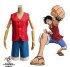 Cosplay Luffy One Piece Niño