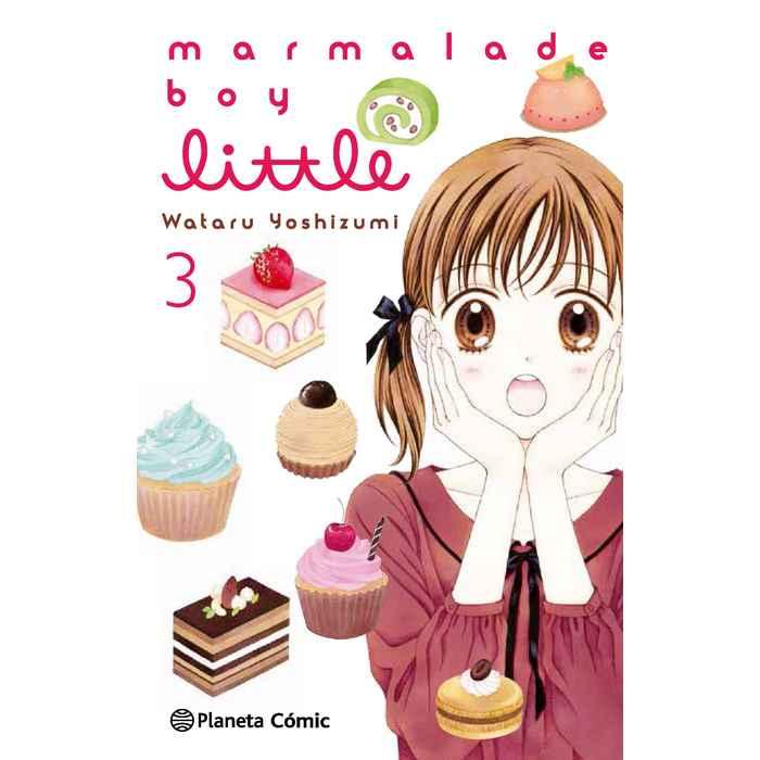 Marmalade Boy Little 03