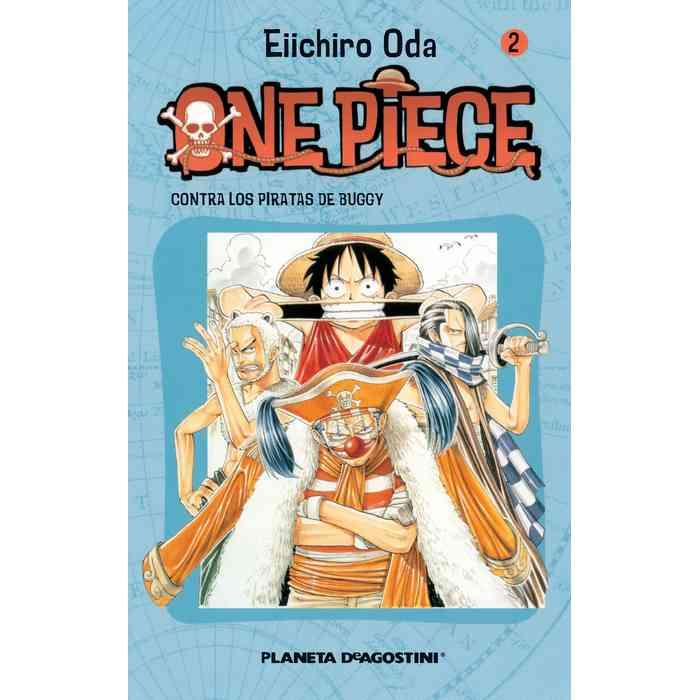 One Piece nº02 (Manga)
