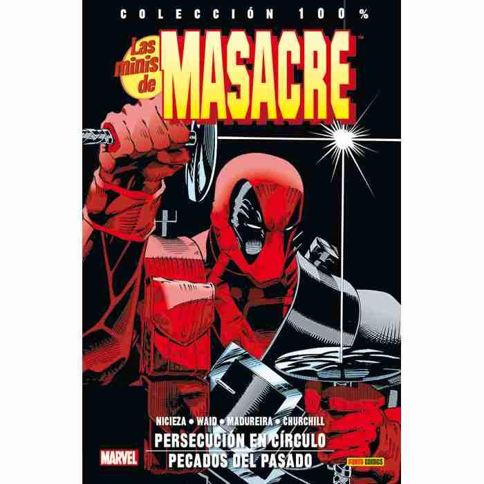 Las Minis de Masacre 01: Persecucion en circulo / Pecados del pasado