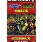 Spiderman, Hulk & Masacre: Guerra de Identidades