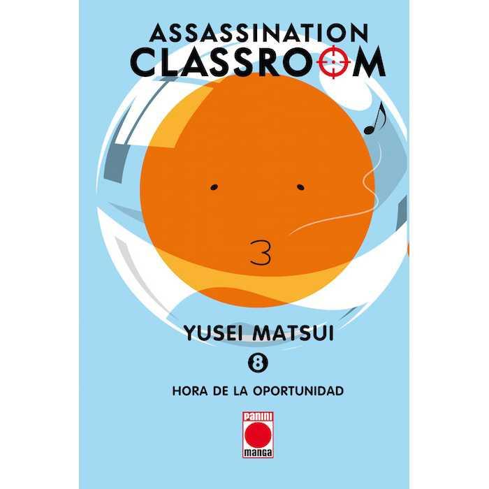 Assassination Classroom 08