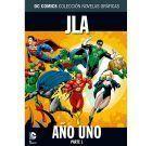 Colección Novelas Gráficas Nº10: JLA: Año Uno. Parte 1