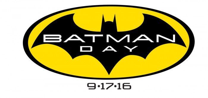 Únete al Batman Day 2016