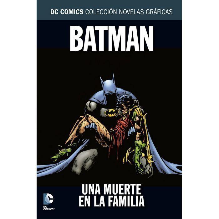 Colección Novelas Gráficas Nº14: Batman: Una Muerte en la Familia