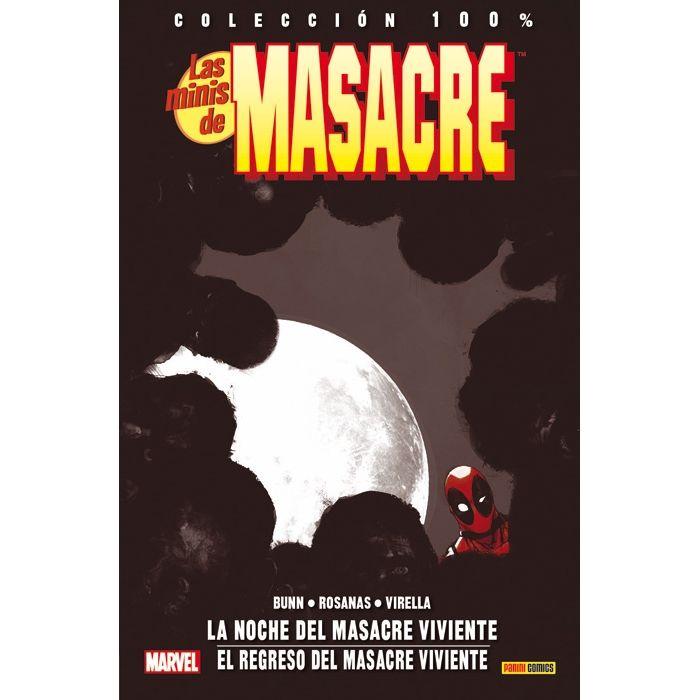 Las Minis de Masacre 04: La noche del Masacre viviente / El regreso del Masacre viviente