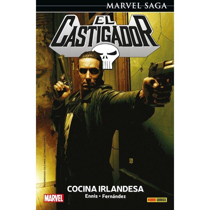 El Castigador 3. Cocina irlandesa (Marvel Saga)