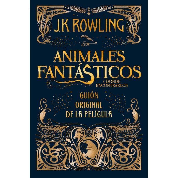 animales fantasticos libro