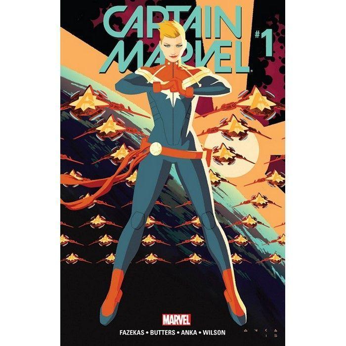 Capitana Marvel Civil War II