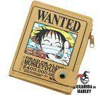 Cartera Luffy Wanted One Piece