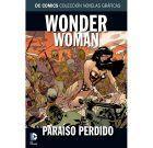 Colección Novelas Gráficas Nº21: Wonder Woman: Paraíso perdido