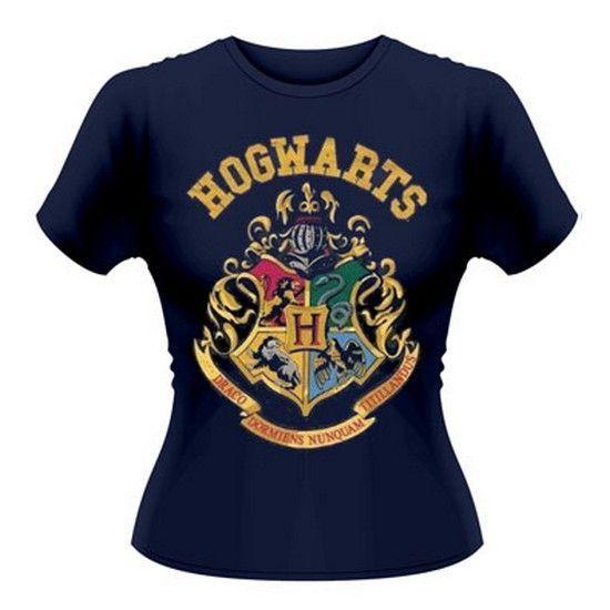 camiseta Hogwarts chica