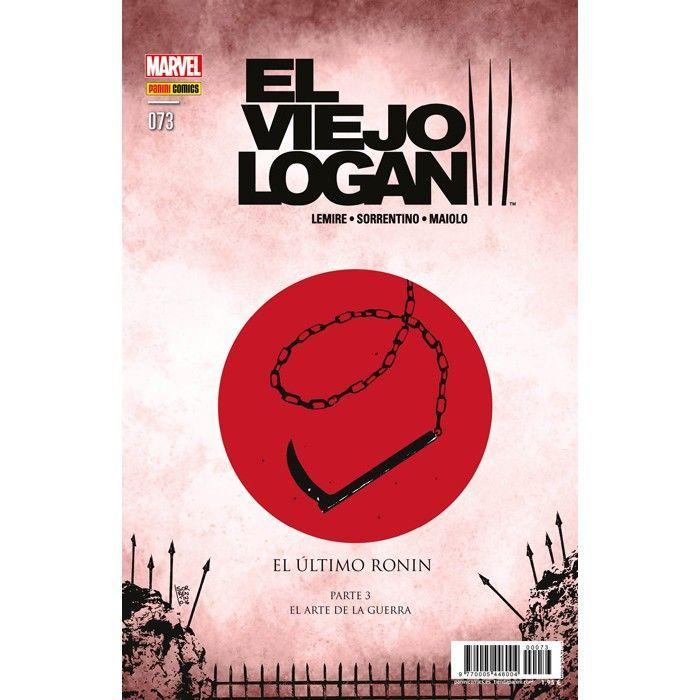 El Viejo Logan 073 (11 USA) Grapa