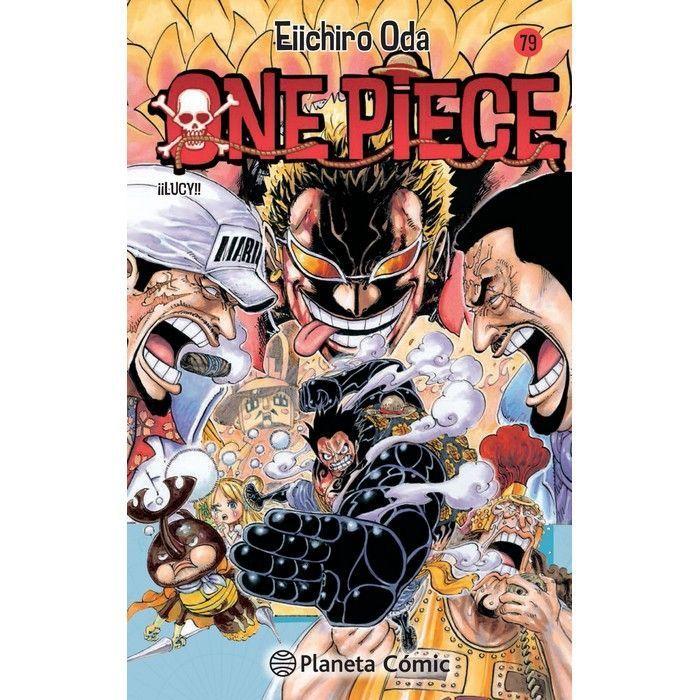 One Piece nº79 (Manga)
