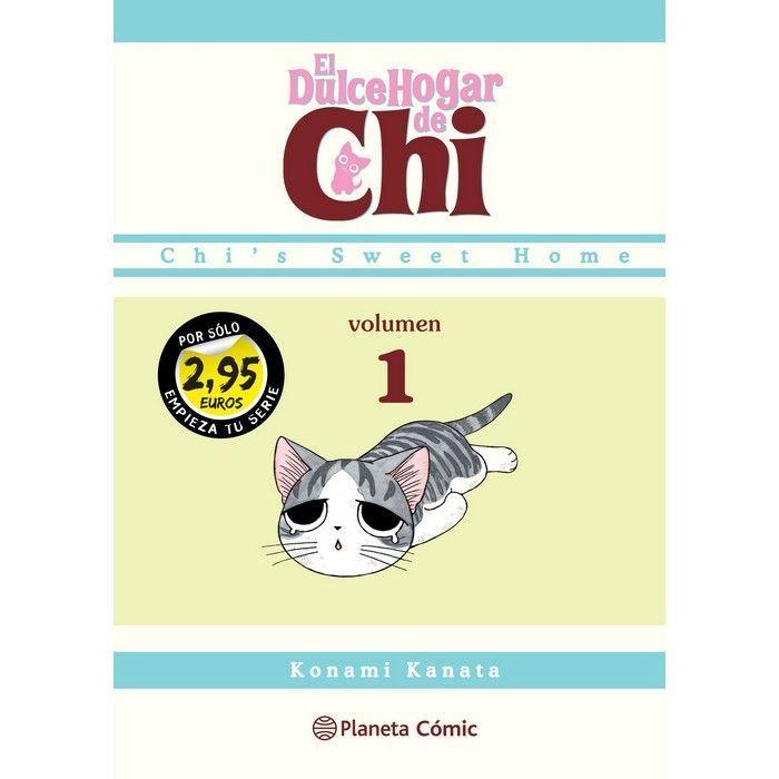 El dulce hogar de Chi nº 01 Promo Shonen