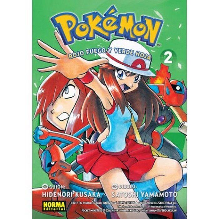 pokemon rojo fuego verde hoja 2