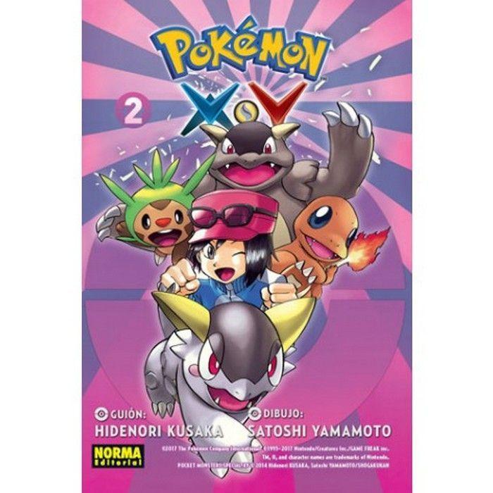 Pokémon X/Y 02