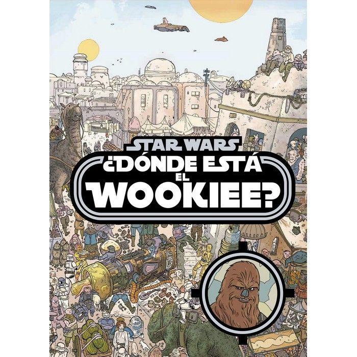 Star Wars Dónde está el wookiee