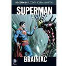 Colección Novelas Gráficas Nº31 Superman: Brainiac