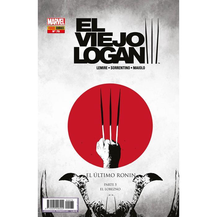 El Viejo Logan 075 (13 USA) Grapa