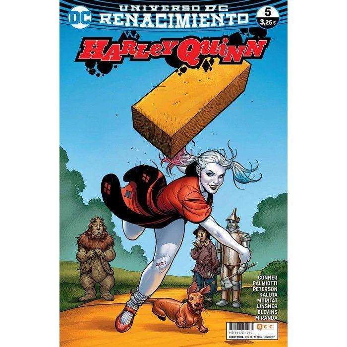 Harley Quinn 05 (Renacimiento)