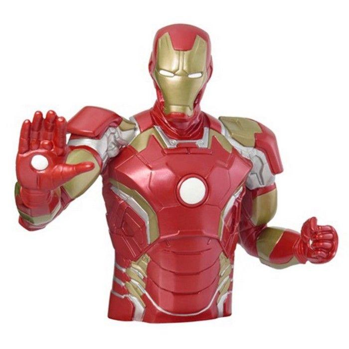 hucha iron man