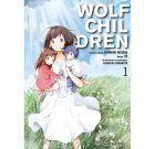 Wolf Children nº 01/03