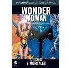 Colección Novelas Gráficas Nº34: Wonder Woman: Dioses y mortales