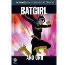 Colección Novelas Gráficas Nº37: Batgirl: Año Uno