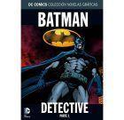 Colección Novelas Gráficas Nº35: Batman: Detective Parte 1