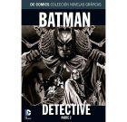 Colección Novelas Gráficas Nº36: Batman: Detective Parte 2
