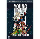 Colección Novelas Gráficas Nº38: Young Justice: Una liga propia