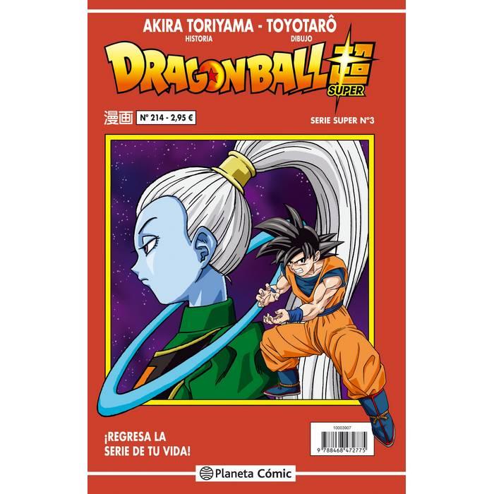 Dragon Ball Serie roja nº 214