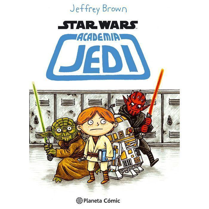 Star Wars Academia Jedi 01