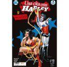 Una cita con Harley 01 (de 6): Wonder Woman