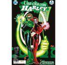Una cita con Harley 02 (de 6): Green Lantern