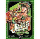 JoJo's Bizarre Adventure Parte 2: Battle Tendency 01