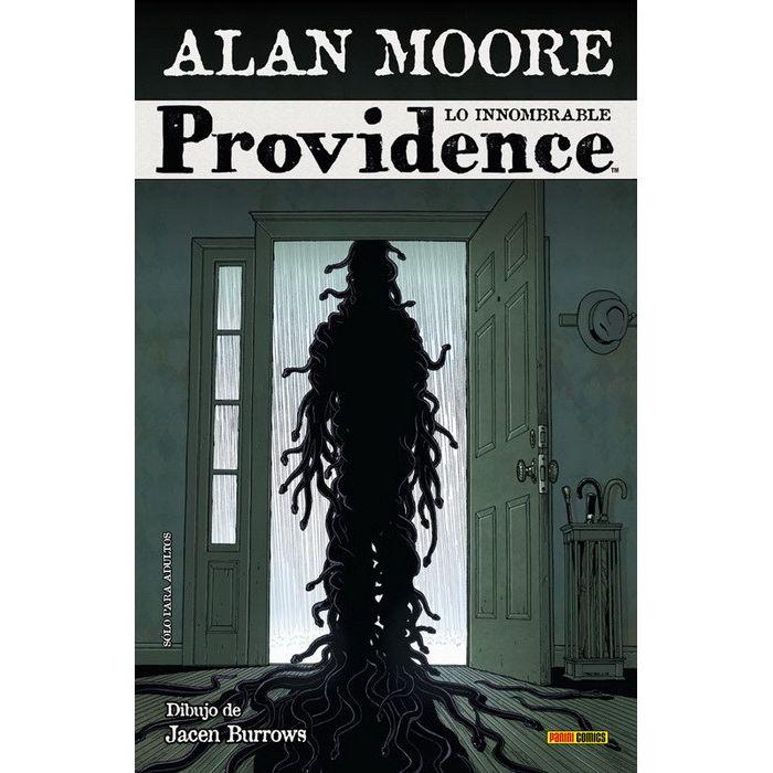 Providence 3 Alan Moore